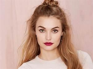 Chignon Cheveux Mi Long : chignon cheveux mi long femme ~ Melissatoandfro.com Idées de Décoration