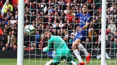 Chelsea draw at Man United; Arsenal slump | The West ...