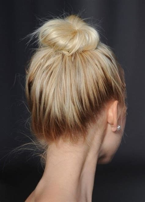 lovely bun hairstyles  youll love ecstasycoffee