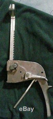 gerrard  model  steel strapping tool push bar banding tensioner