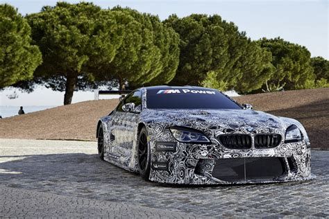 2018 Bmw M6 Gt3 Picture 621813 Car Review Top Speed