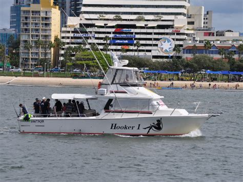 Charter Boat Services by Gold Coast Fishing Boat Charters 1 Sea