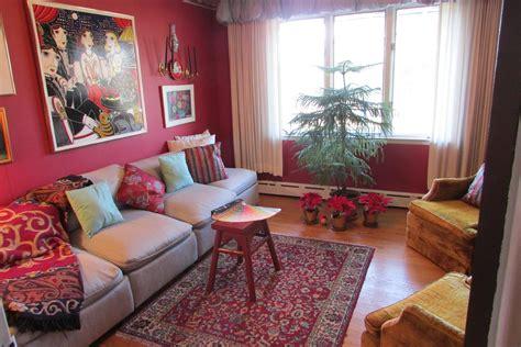 Burgundy Living Room Color Schemes Roy Home Design