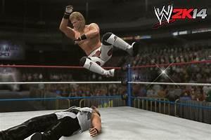 WWE 2K14 Screenshots: WM11 Diesel vs HBK by ThexRealxBanks ...