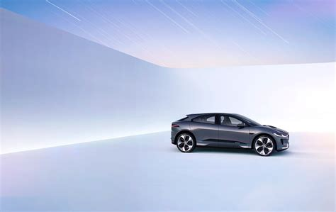 2018 Jaguar I Pace Electric Suv Previewed By Two Motor