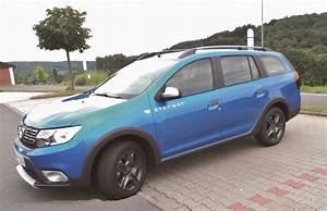 Dacia Logan Mcv Stepway 2017 : dacia logan mcv stepway testbericht meinautomagazin das automagazin f r autofreunde ~ Maxctalentgroup.com Avis de Voitures