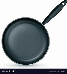 Frying pan vector art - Download vectors - 1100253