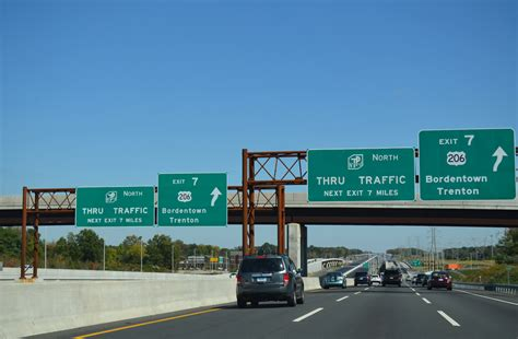 Standard Tile Rt 1 Edison Nj by New Jersey Aaroads Interstate 95 New Jersey Turnpike