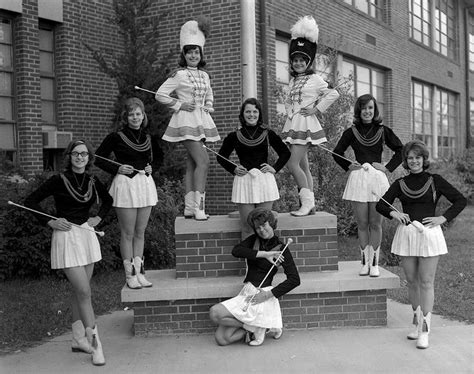 17 Best Images About Vintage Majorettes On Pinterest