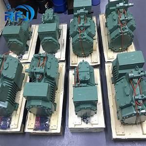 3hp Bitzezr Reciprocating Compressor   Manual Bitzer