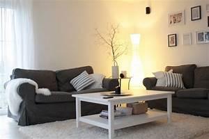 Ikea Wohnzimmer Ideen : trendfarbe einrichtungsideen in der farbe grau ~ Watch28wear.com Haus und Dekorationen