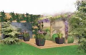Comment Disposer Des Pots Sur Une Terrasse : r organiser son jardin ou sa terrasse pour changer de ~ Melissatoandfro.com Idées de Décoration