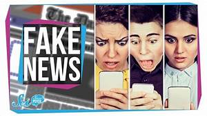 Why Do So Many People Share and Believe Fake News? - YouTube