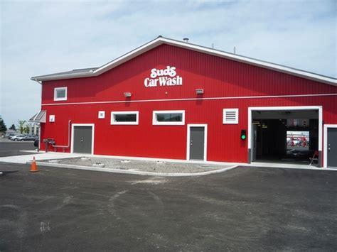 car wash barn suds car wash in ottawa
