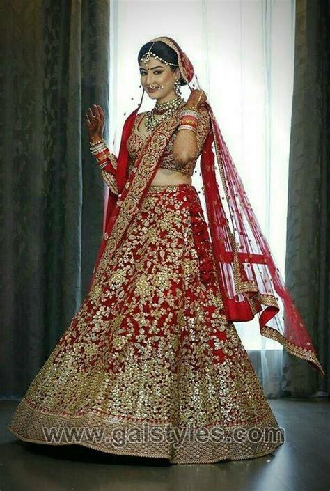 latest indian bridal dresses designs trends