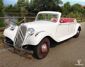 Citroen Traction Cabriolet : citroen traction avant 4 porte cabriolet vernagallo stile ~ Medecine-chirurgie-esthetiques.com Avis de Voitures