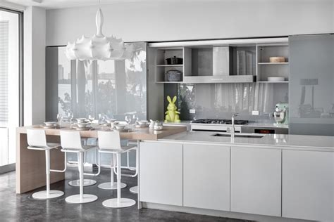 how to organize small kitchen peribere residence contemporary kitchen other metro 7304