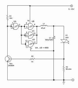 Cd4093 Switch