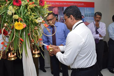 dfcc bank opens fully fledged branch  pettah