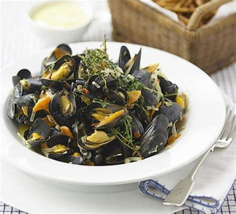 moules cuisine moules frites recipe food