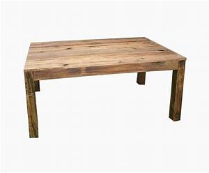 Buy a Handmade Reclaimed Antique Wood Parsons Table, made