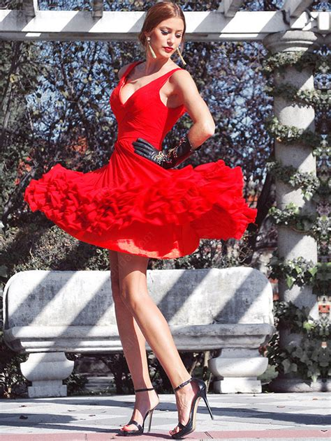 trendy street style dresses   summer thefancydress
