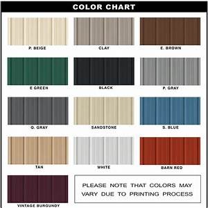 Customize Your Metal Building Colors Online Create Your