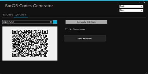 bar code qr code generator codester