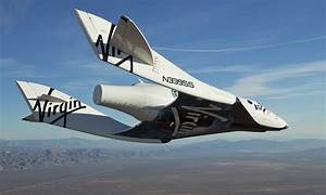 Virgin Galactic's SpaceShipTwo Crashed During A Mojave ...