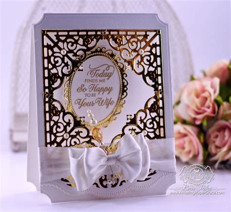 Anniversary And Wedding Invite Card Making Ideas » Amazing