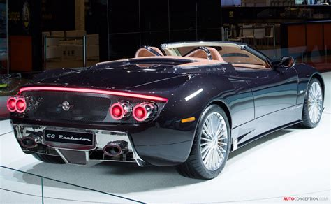 Spyker Signs Engine Supply Agreement With Koenigsegg