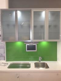 glass kitchen cabinets Ideas On Installing The Best Frosted Glass Cabinets In Your Kitchen - Decor Around The World