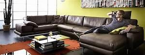 Wohnlandschaft Leder Braun : sofas couches kaufen in der wohnwelt rheinfelden ~ Pilothousefishingboats.com Haus und Dekorationen