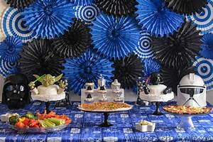 Star Wars Birthday Party {Adult Birthday Party & Wedding