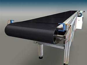 Stainless Steel Solar Stringer Conveyor Belt