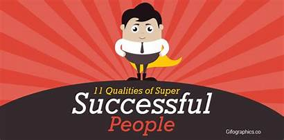 Successful Qualities Super Gifographic Success Gifographics