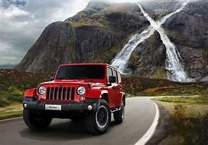 Fondos De Pantalla Jeep Cascadas Carreteras Montaas 2015