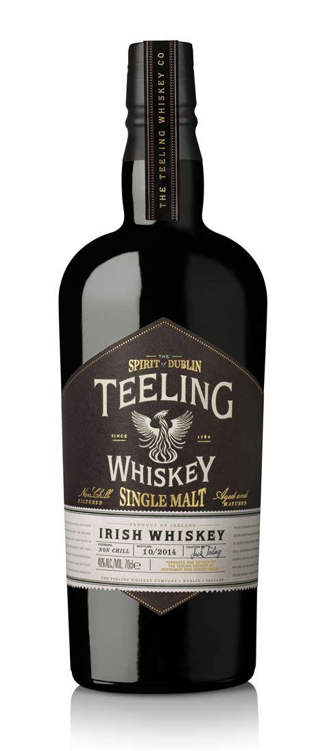 Teeling Whiskey Distillery Introduces Single Malt ...
