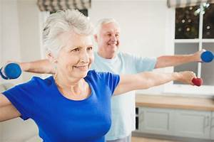 How Seniors Can Benefit From Adopting An Exercise Regimen