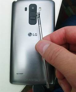 First Photos Of The Alleged Lg G4 Note Leaked In The Wild  Complete With Fancy New Stylus