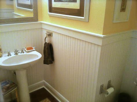 Beadboard On Bathroom Walls  Jimhickscom Yorktown, Virginia