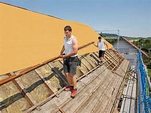 Aufbau Dämmung Dach : dach d mmen und richtig sparen wohnen ~ Whattoseeinmadrid.com Haus und Dekorationen