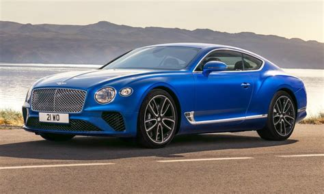 new bentley new bentley continental gt brings more power technology