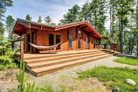 pan abode international bc log timber