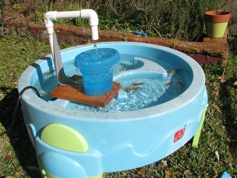 DIY Water Fountain for Kids to Play
