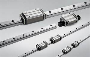 NSK - Linear Guides - NH/NS Series