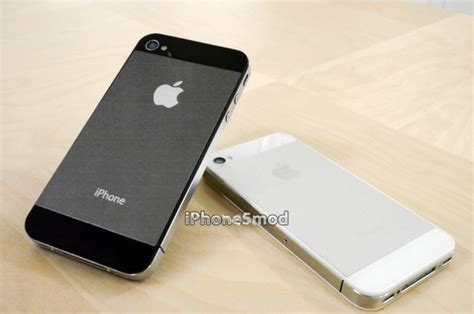 what does an iphone 4 look like make your iphone 4 4s look like the iphone 5 iphone informer