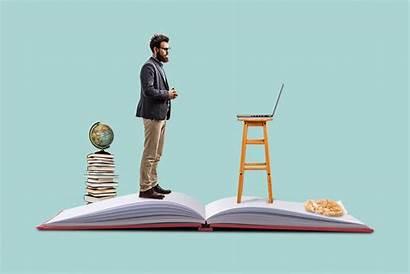 Learning Teacher Plus Slate Successful Getty Illustration