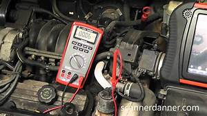 How To Test An Electronic Egr Valve  Gm P1406 Case Study