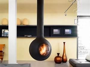 Poele A Bois Suspendu Prix : cheminee bois suspendue prix ~ Dailycaller-alerts.com Idées de Décoration